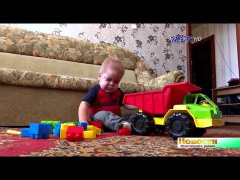 Малышу из с. Гусельниково Вадиму Кулешову срочно требуется помощь