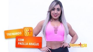 Paolla Araújo - Treino de Costas
