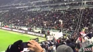 07/02/2015 - Campionato di Serie A - Juventus-Milan 3-1, il gol di Morata