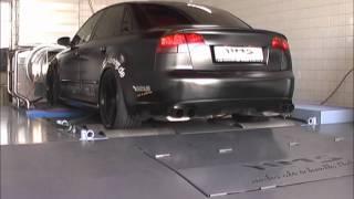 D MOTOR - Mini gegen Audi RS 4 videos