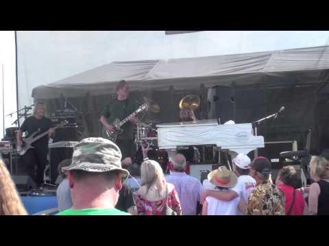 Zebra Bucktown Shrimp Festival 2014