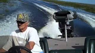 Lake Okeechobee Harney Pond Bass Fishing