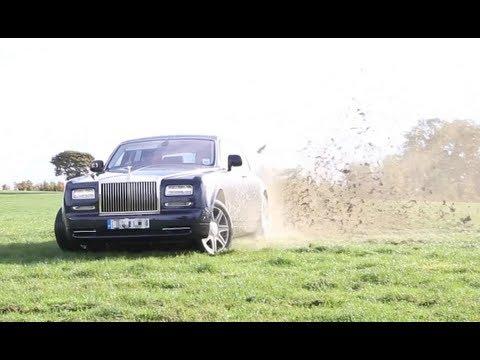 Rolls Royce de rallye