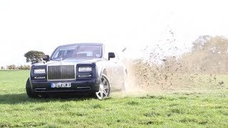 Rolls Royce Rally Car