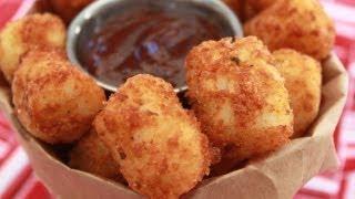 Tot-O-Rama! How To Make Potato Tots