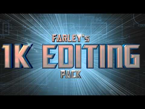 Sony Vegas Editing Pack - Optical Flare Overlays, New Blue FX, Magic Bullet + MORE