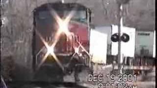 SP 8192 The Last Dash 9