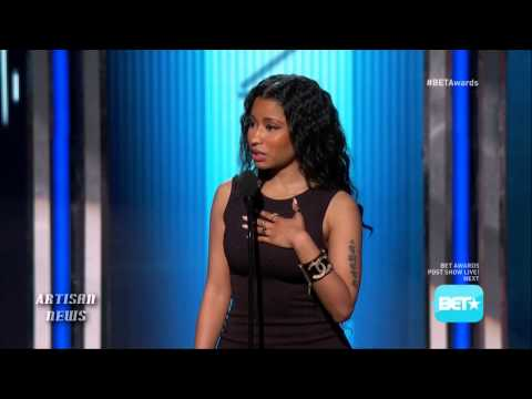 BET AWARDS WRAP 2014 - NICKI MINAJ, PHARRELL WIN, ROBIN THICKE PLEADS TO WIFE