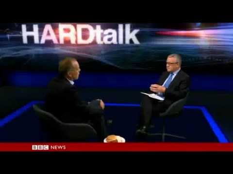 HARDtalk Professor Mark Post Part 1