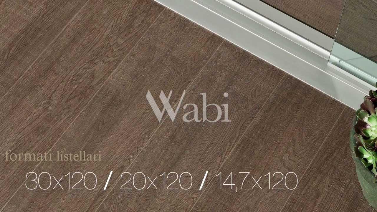 WABI 2013: Il gres porcellanato effetto legno di Ceramiche Caesar - YouTube
