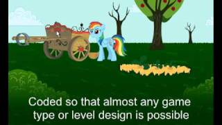 My Little Pony Friendship Is Magic The Flash Game