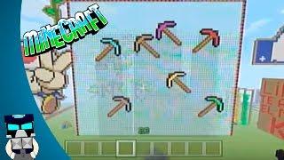 Tutorial Pixel Art De Pico De Minecraft En Español (Como