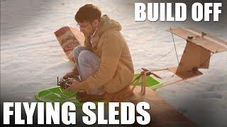 Flying Sleds | Flite Test