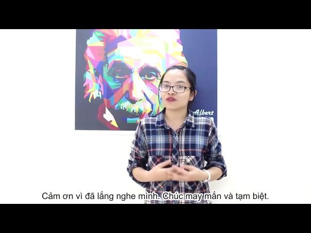 Học viên nói gì về Pasal & Effortless English