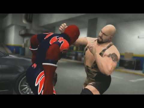 WWE INVADES TNA! - WWE 2K14 Story (Part 1)