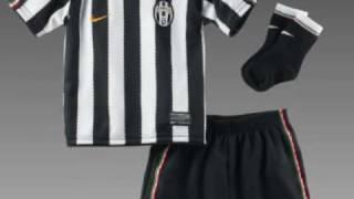 Le nuove maglie della Juventus 2010-2011?