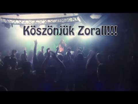 A Zorallal turnézik a Cherokee - Élménybeszámoló a harmadik negyedévről
