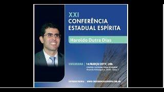 XXI CONFERENCIA ESTADUAL ESPIRITA