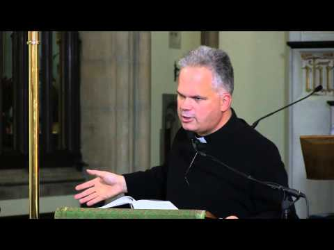 """Mary Our Mother"": Sermon by Fr David Barrow. A Day With Mary"