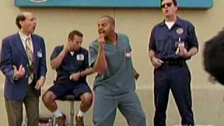 Scrubs Air Band More Than A Feeling By Boston