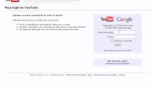 Como Excluir Uma Conta Do Youtube