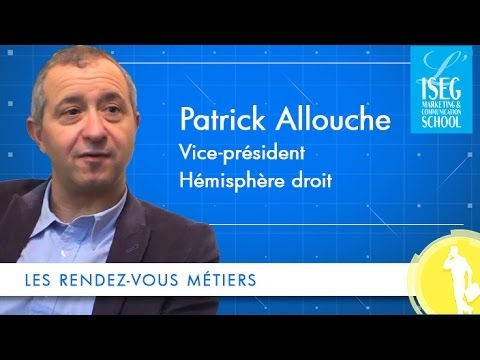 Les rendez-vous métiers - Président d'agence, avec Patrick Allouche - Hémisphère droit