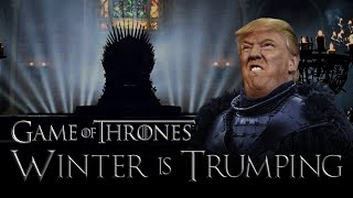 Donald Trump Game Of Throne Parody