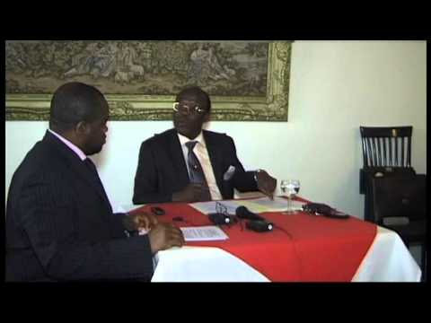 CONGO HORIZONS: GREGOIRE WATUPA RECOITMr. HONORE NGBANDA PART III BIS