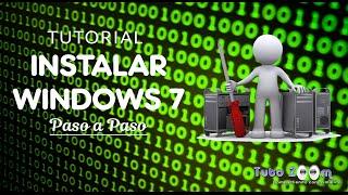 Tutorial Como Instalar Windows 7 (paso A Paso)