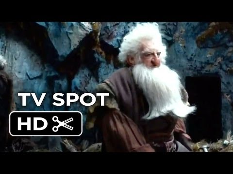The Hobbit: The Desolation of Smaug TV SPOT #1 (2013) - Peter Jackson Movie HD
