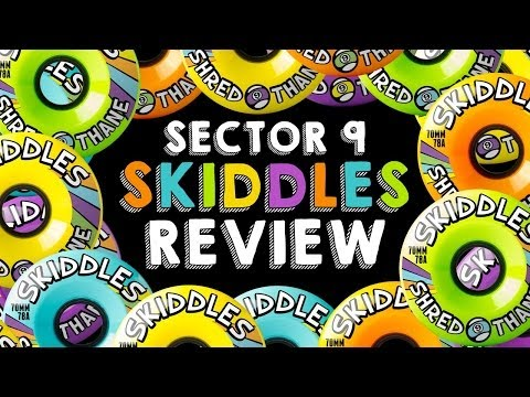 Sector 9 Skiddles Wheel Review