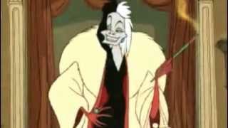 Cruella De Vil (101 Dalmatians Remix)