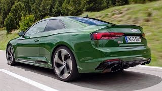 Audi RS5 Coupe (2017) BMW M4 killer? [YOUCAR]. YouCar Car Reviews.