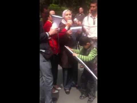 manifestation 15/06/2013 ambassade du maroc