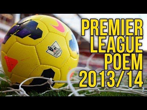 Premier League Poem 2013/14