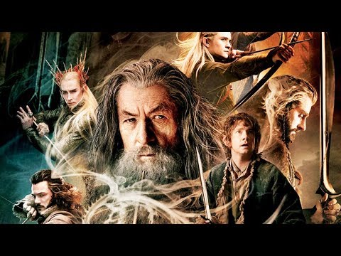 The Hobbit Desolation of Smaug Trailer #3 Sneak Peek 2013 Movie - Official HD
