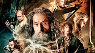 The Hobbit Desolation Of Smaug Trailer #3 Sneak Peek 2013