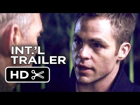 Jack Ryan: Shadow Recruit Official International Trailer #2 (2013) - Chris Pine Movie HD