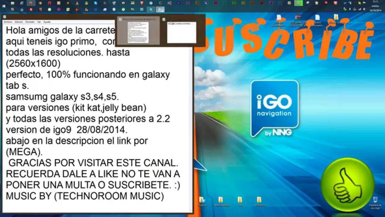 Igo 8.4.3 Android 2013