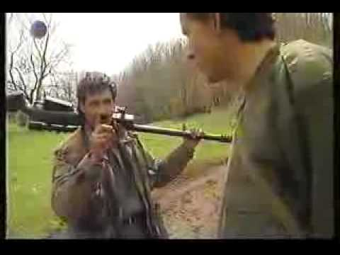 Ushtari Gjerman ne UCK - Deutsche Scharfschützen im Kosovo Krieg