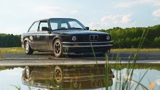 The $2000 E30 BMW That Can Do Everything (or Die Trying)  -- AFTER/DRIVE. Drive Youtube Channel.