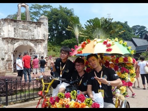 Unesco Malacca City & Hang Tuah Heritage Village