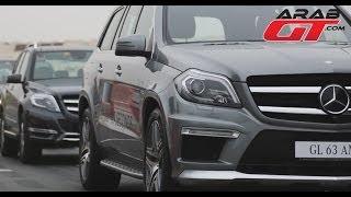 Mercedes-Benz Discover 2014 SUV اكتشف المغامرة مع مرسيدس