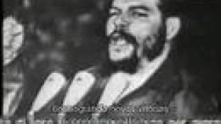 """Discurso Che Guevara """"La Esperanza De Un Mundo Mejor"""