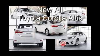 Toyota Corolla Altis Terbaru Mobil All New 2014 Indonesia