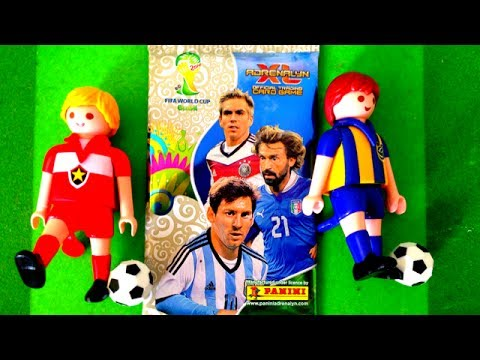 Playmobil xl adrenalyn wm 2014 Wayne Rooney Fifa World Cup 2014