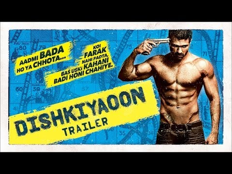 Dishkiyaoon - Official Trailer ft. Harman Baweja, Sunny Deol