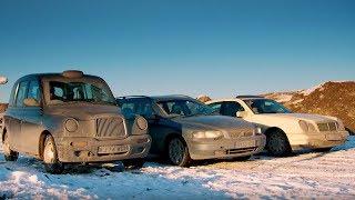 Chris vs Matt vs Rory in Kazakhstan Race - Top Gear - BBC. Watch online.