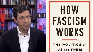 """""""How Fascism Works"""": Jason Stanley On Trump, Bolsonaro and the Rise of Fascism Across the Globe"""