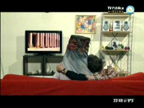 Ramon el porro golpeador primer programa de la temporada 2012 de Peter Capusotto y sus videos